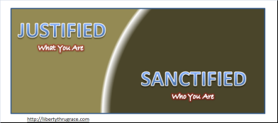 Justified-and-Sanctified