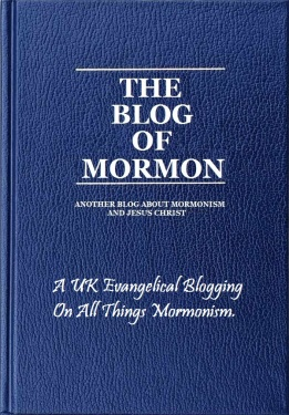 Blog of Mormon Logo
